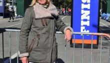 Heike LessnerNew York Marathon Ausfall 2012