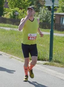 Laufen macht eindeutig mehr Spaß als Zahnarztbesuche - meistens jedenfalls. Foto: Kerstin Thomas